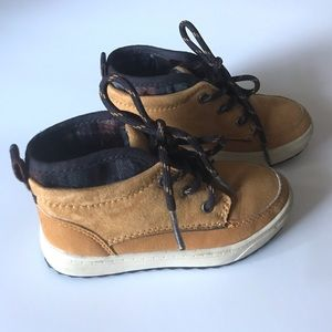 OSHKOSH B'gosh Tan Boy Boots